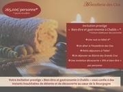 invitation prestige bien etre et gastronomie a chablis