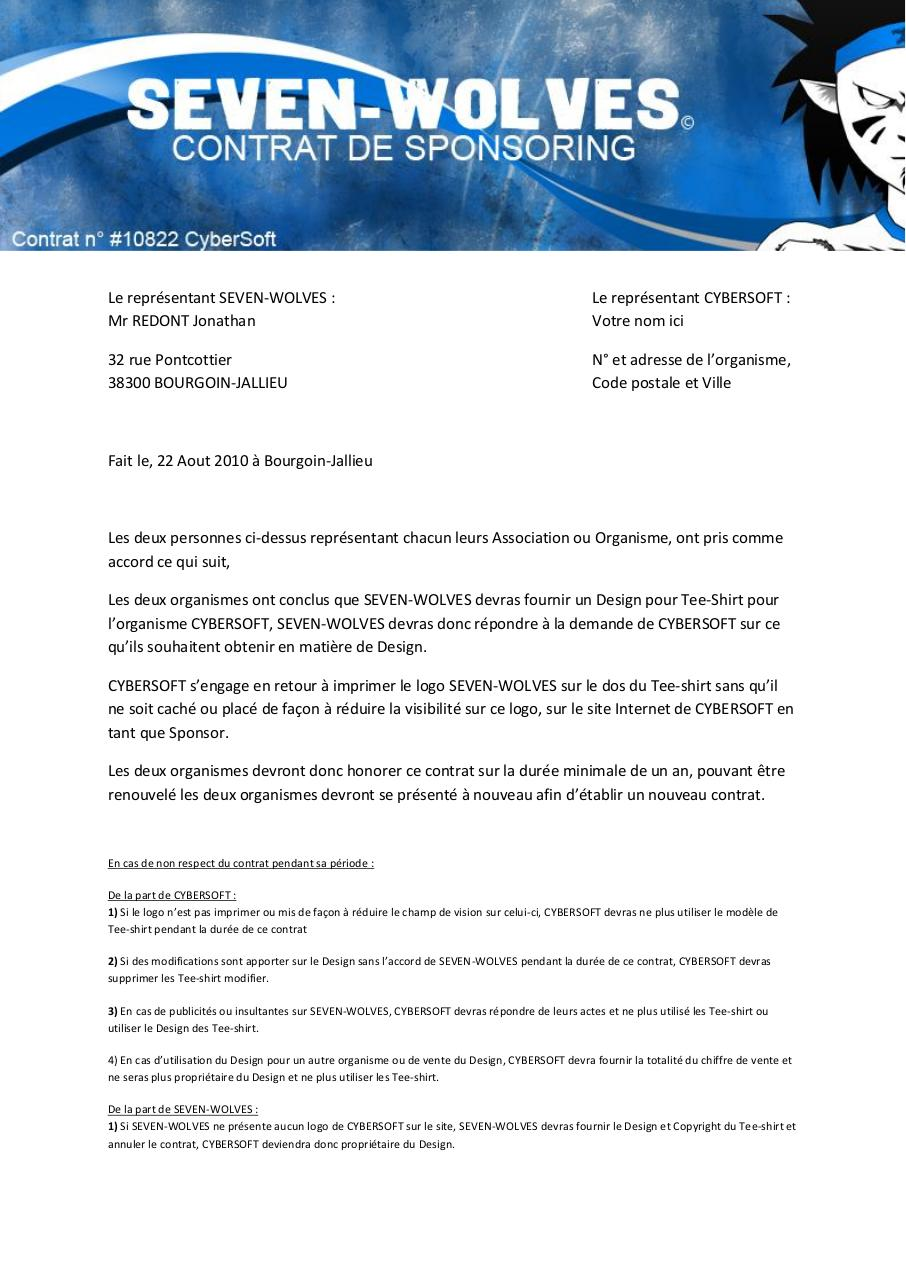 Aperçu du document Contrat_CYBERSOFT.pdf - page 1/2