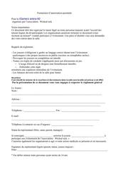 Fichier PDF formulaire d autorisation parentale