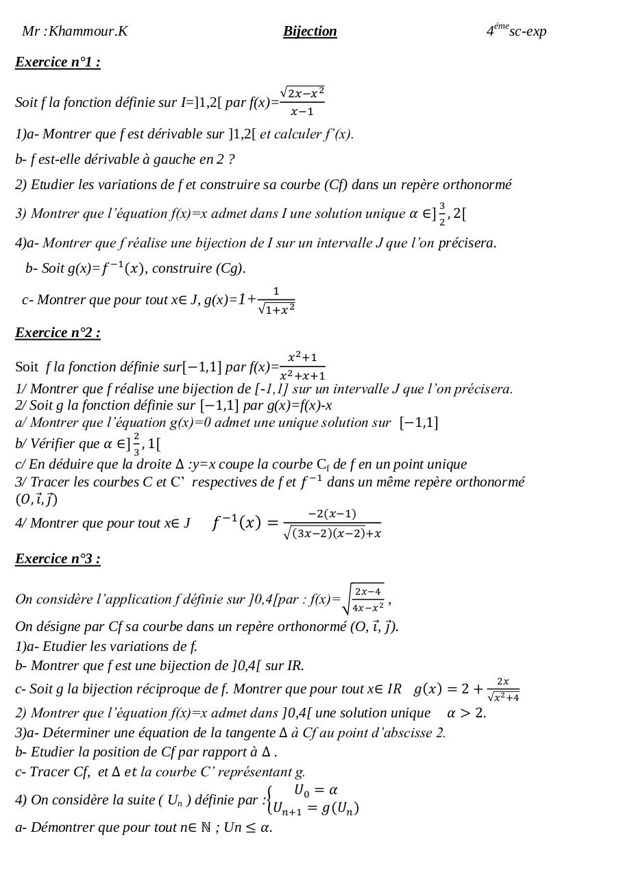 Bijection Bac sc-exp Khammour.K.pdf - page 1/2