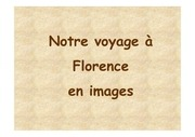 Fichier PDF florence italie