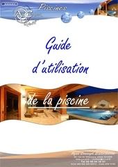 Fichier PDF guide utilisation piscine