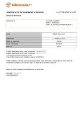 Fichier PDF justificatif de paiement 8226334 1