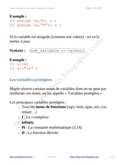 Maple Manipulation des variables.pdf - page 5/12