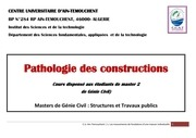 pathologie 2