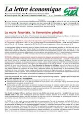 2013 11 18 lettre eco 43 novembre 2013