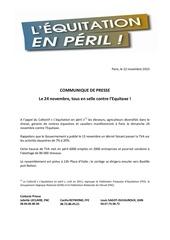 2013 11 22 equitationenperil communique
