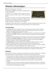 Fichier PDF memoire informatique