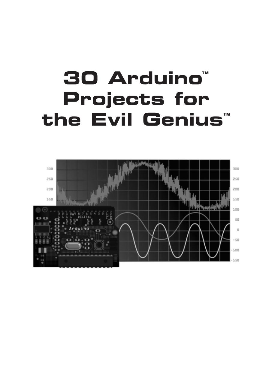 30 Arduino Projects.pdf - page 2/208