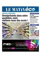 matin economie 21 11 2013 by recrutement orientation maroc