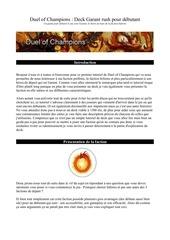 tutoriel inferno duel of champions azarmah