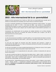 ano internacional de la co parentalidad