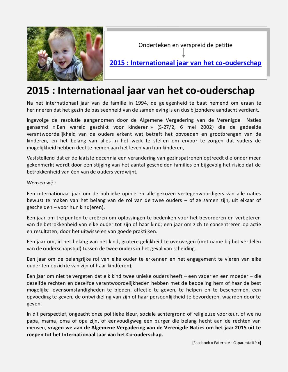 Aperçu du document Internationaal jaar van het co-ouderschap.pdf - page 1/1