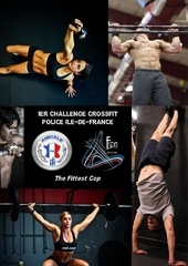affiche cross fit