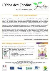 Fichier PDF cho des jardins 4eme trimestre 2013