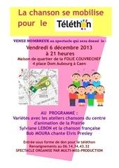 flyer telethon
