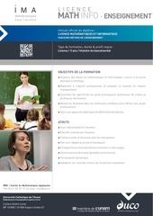 Fichier PDF ima licence math info enseignement
