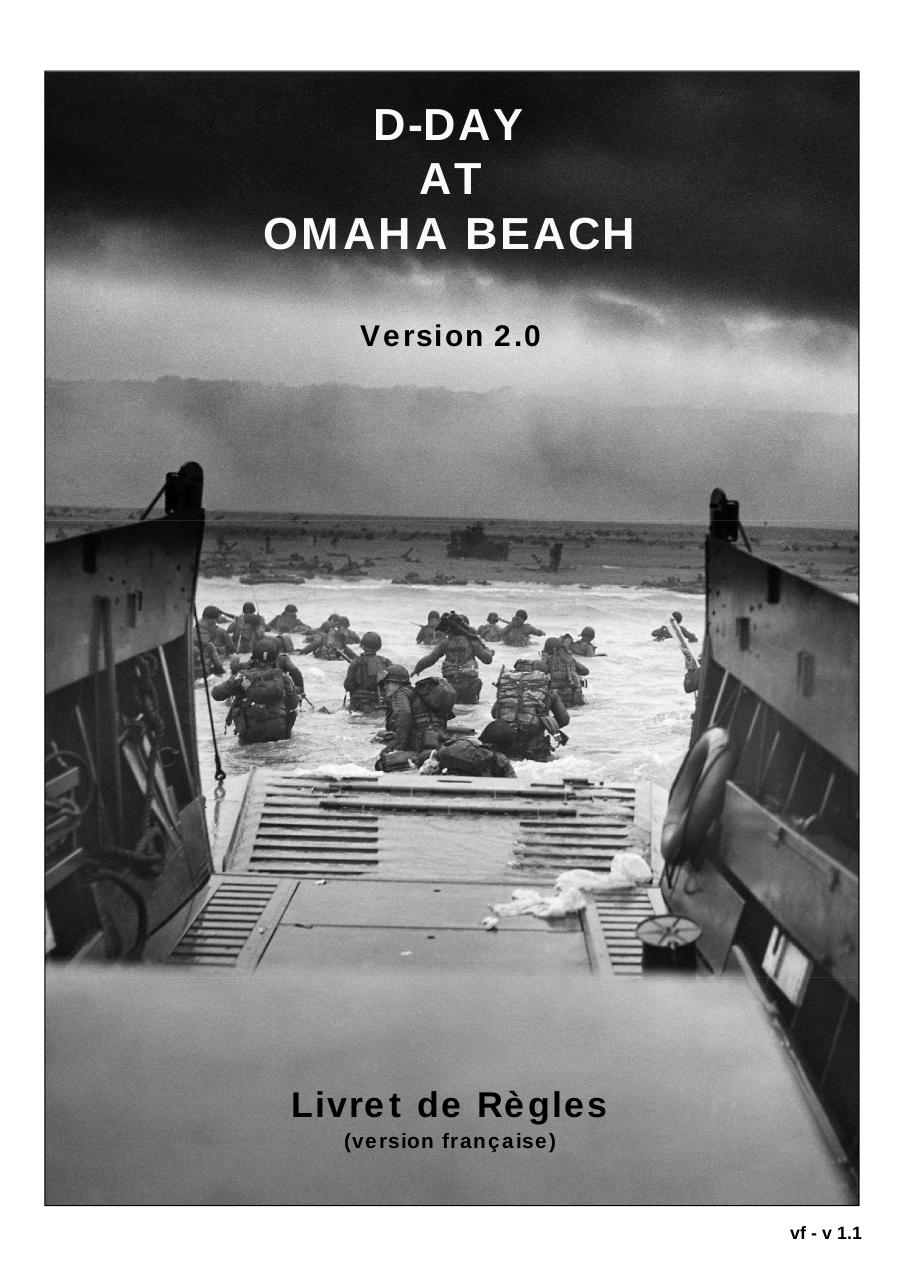 D-Day at Omaha Beach (FR) - v1.1.pdf - page 1/59