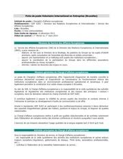 Fichier PDF fiche de poste volontaire international en entreprise