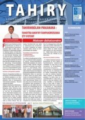 bulletin mensuel tresor n37