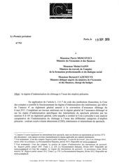 regime indemnisation chomage emplois precaires refere 67793
