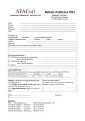 Fichier PDF adhesion afacurl