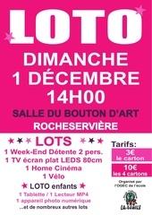 affiche loto2013