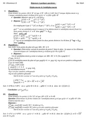 deplacements antideplacement bac math