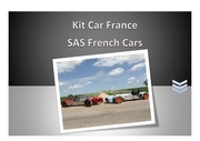 dossier de presse french cars