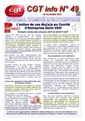 cgt info n 49 29nov2013