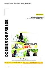 Fichier PDF dossier de presse