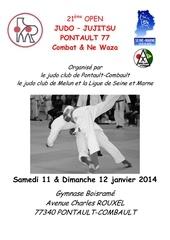 open jujitsu pontault 2014