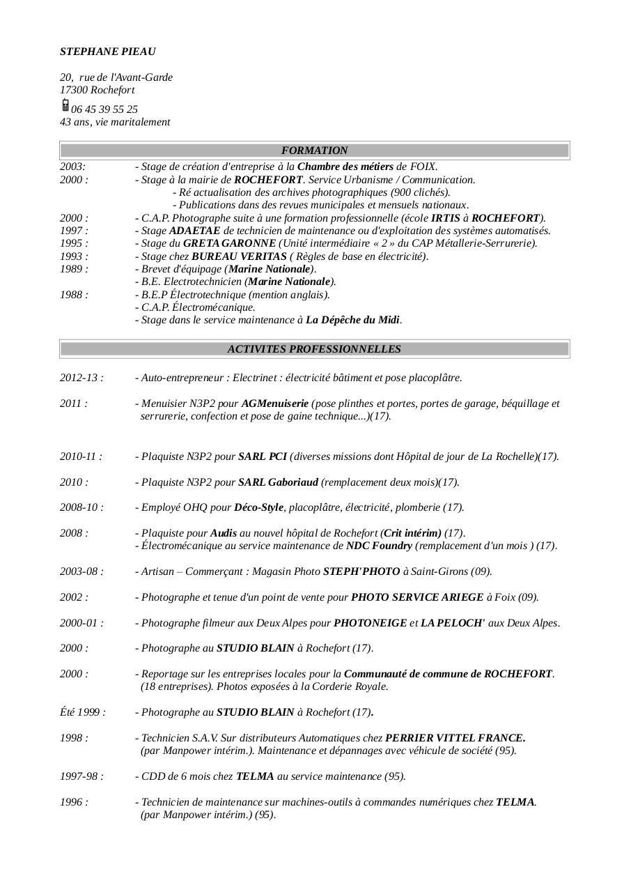 cv 4 pdf par pascale fontas