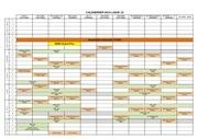 calendrier ligue 2014 02 12 2013
