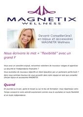 devenez distributeur magnetix av logo pour internet
