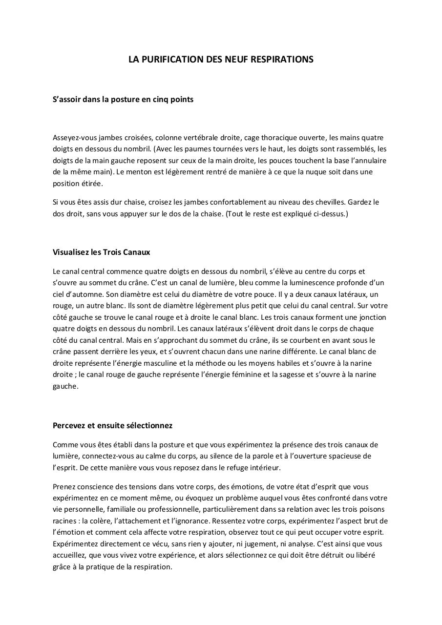 Aperçu du document La Purification des Neuf Respirations.pdf - page 1/2