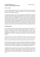 Fichier PDF lettre ouverte maire digne