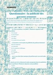 Fichier PDF questionnaire la publicite des parfums feminins word mht