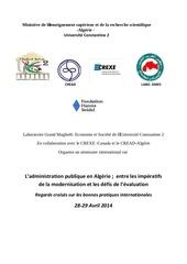 seminaire constantine 2014