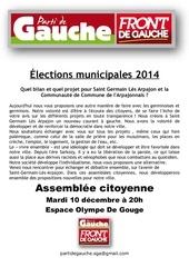 tract assemblee citoyenne