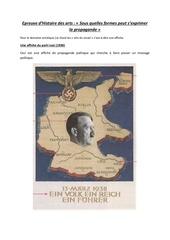 Fichier PDF une affiche du parti nazi 1938