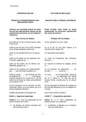 projet de statut administratif 20 11 2013