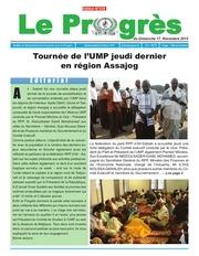 journal le progres n 339 du dimanche 17 novembre 2013