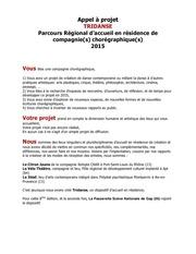 Fichier PDF appel a projet 2015