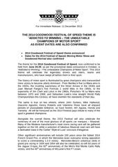 goodwood fos press release 111213
