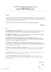 accord collectif sur le temps de travail fps 29 11 2013