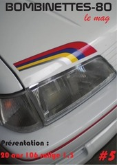 bombinettes 80 le mag n 5 special 20 ans 106 rallye1 3