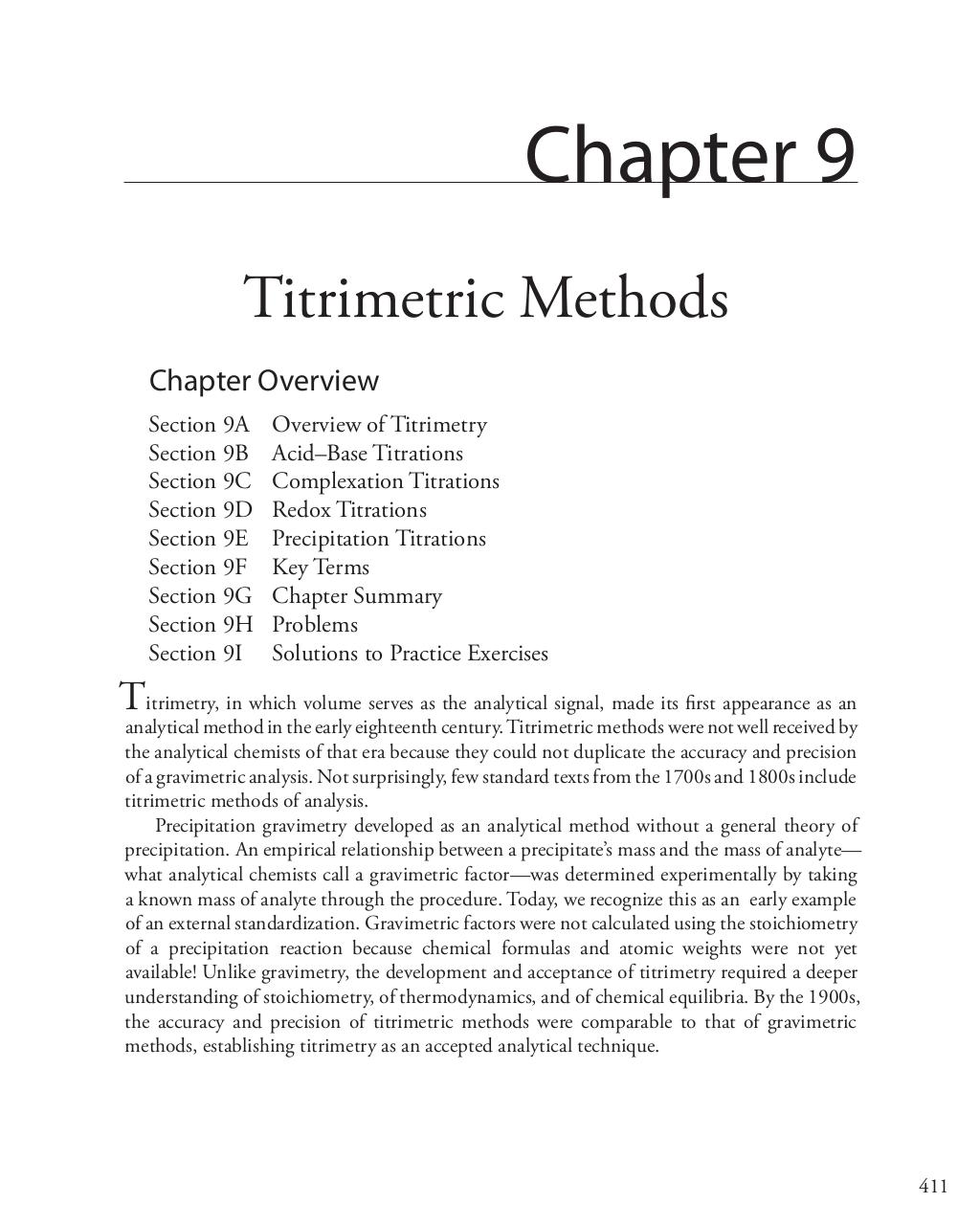 Chapter9 Titrimetric Methods.pdf - page 1/132