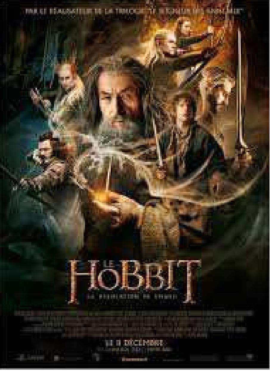Le Hobbit La Désolation de Smaug par Pierre - Fichier PDF