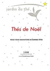 carte the de noel 2013 jardin du the